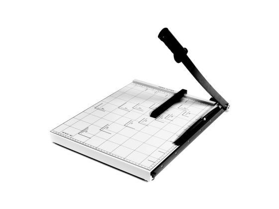 Резак сабельный Office Kit Cutter A3 10лист 450мм автоприжим OKC000A3 резак для бумаги office kit cutter a4 okc000a4