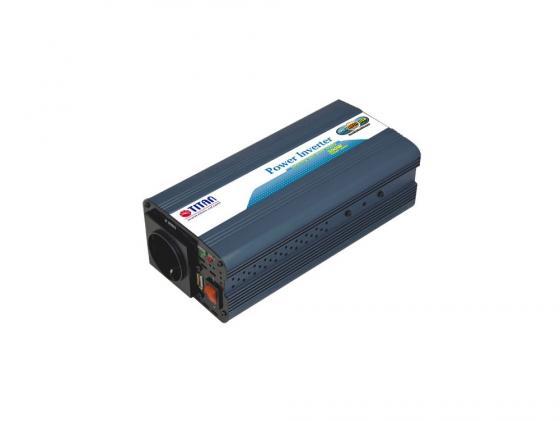 Автомобильный инвертор напряжения Titan HW-300V6 300Вт автомобильный инвертор напряжения neoline 300w 300вт