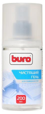 Фото - Набор для ухода за техникой BURO BU-GSURFACE 200 мл + салфетка из микрофибры чистящее средство buro bu smark для очистки маркерных досок 250мл
