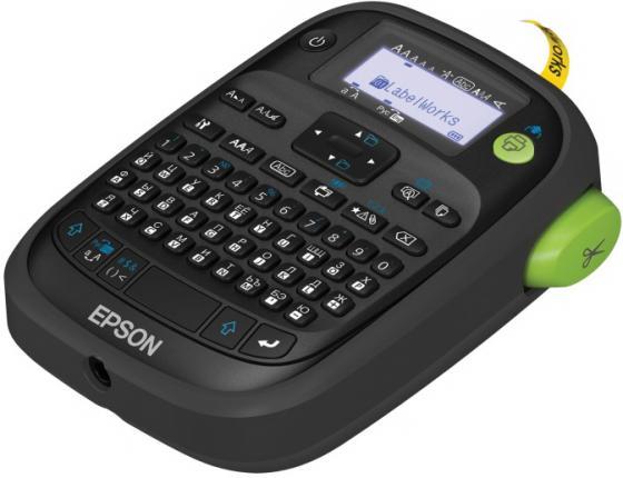 Принтер Epson LabelWorks LW-400VP ленточный 180dpi 6мм/9мм/12мм/18мм C51CB70150