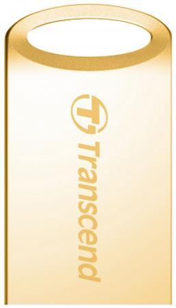 Флешка USB 32Gb Transcend JetFlash 510 TS32GJF510G золотистый