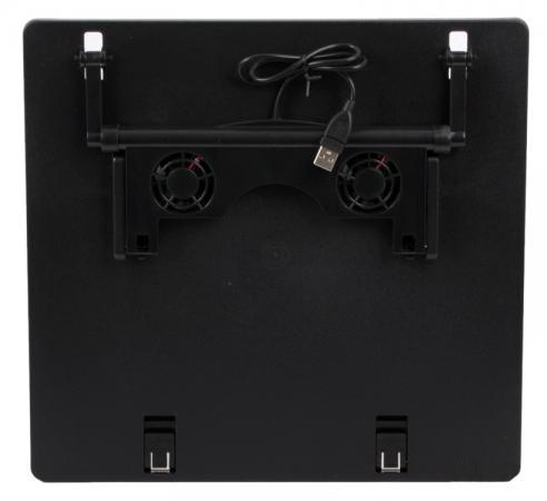 Подставка для ноутбука 15.6 Hama H-39796 черный hama 39796