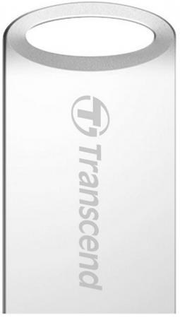 Флешка USB 32Gb Transcend JetFlash 510S TS32GJF510S серебристый