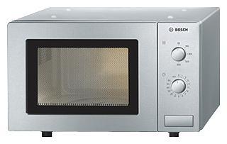 Микроволновая печь Bosch HMT72M450R 800 Вт серебристый цены