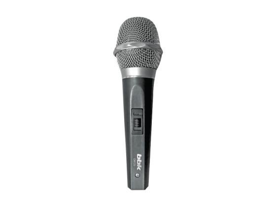Микрофон BBK CM124 серый
