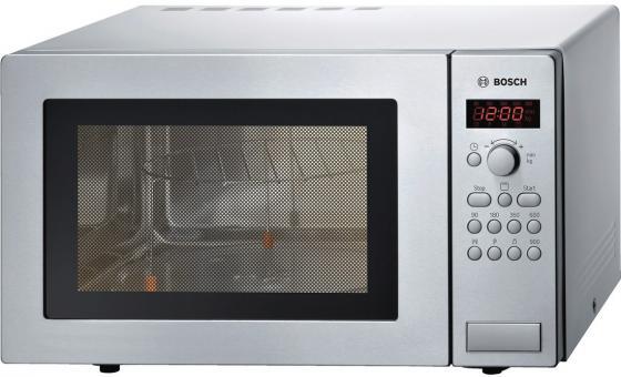 Микроволновая печь Bosch HMT84G451R 900 Вт серебристый bosch hmt84g451r