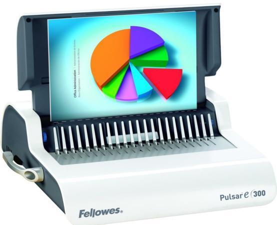 Переплетчик Fellowes PULSAR-E 300 A4 перфорирует 15 листов сшивает 300 листов пластиковые пружины 6-38мм FS-5620701 bikkembergs c 6 41b fs e b054 y29