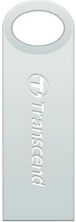 Флешка USB 16Gb Transcend JetFlash 520S TS16GJF520S серебристый флешка usb 16gb transcend jetflash 750 usb3 0 ts16gjf750k черный