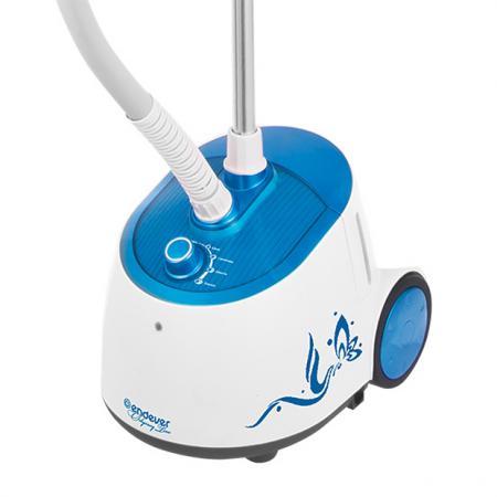 Отпариватель Kromax Endever ODYSSEY Q-306 производительность 36г/мин мощность 1750 Вт белый/синий отпариватель kromax odyssey q 910 1960вт белый сиреневый