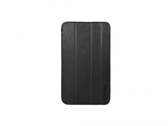 Чехол Sumdex для Samsung GALAXY Tab3 8 черный ST3-820 BK