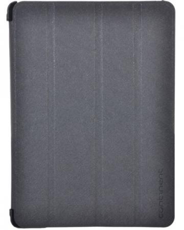 Чехол Continent IP-50 BK для iPad Air чёрный bluetooth wireless 64 key keyboard w stand for ipad air air 2 ipad 1 2 silver