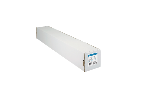 Бумага HP 33.11 841мм х 45.7м 90г/м2 рулон с покрытием для струйной печати высококачественная Q1441A