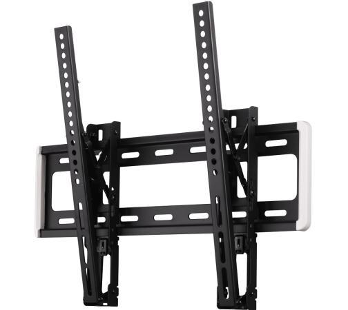 Кронштейн HAMA MOTION H-118628 XL черный для ЖК ТВ 32 - 56 настенный наклон 12° VESA 400x400 до 40 кг кронштейн для мониторов жк hama h 95831 черный 26