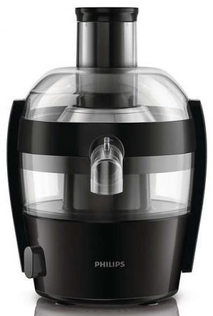 Соковыжималка Philips HR1832/02 500 Вт чёрный соковыжималка philips hr1832 02 500вт 1скор пластик