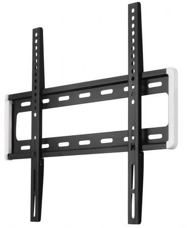 Кронштейн HAMA FIX XL черный для ЖК ТВ до 56 настенный VESA 600x400 max 35 кг 118667
