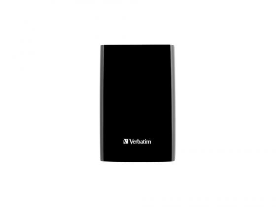 Внешний жесткий диск 2.5 USB3.0 1Tb Verbatim Store n Go черный 53023 цена