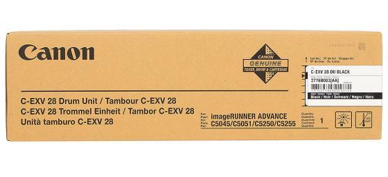 Фото - Фотобарабан Canon C-EXV28 2776B003AA для iR C5045/5051 черный 85000стр тонер canon c exv28 для c5045 c5051 голубой 44000 страниц
