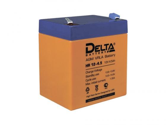 Батарея Delta HR12-4.5 4.5A/hs 12W DT12045 battery delta hr12 12 12a hs 12w