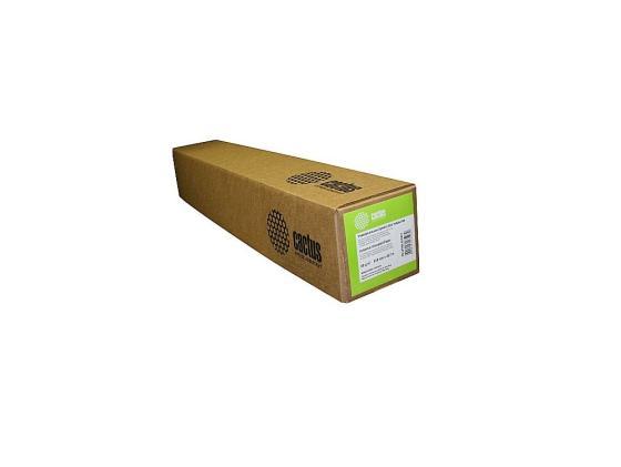 """Бумага инженерная Cactus CS-LFP80-914457 36""""914ммх45.7м 80г/м2 без покрытия втулка 50.8мм фото"""