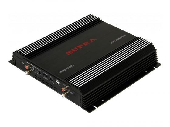 Усилитель звука Supra TBS-A2160 2-канальный 180Вт 4Ом patriot tbs 4
