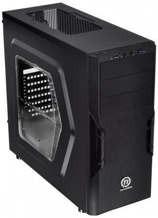 все цены на Корпус ATX Thermaltake Versa H22 WIN Без БП черный CA-1B3-00-M1WN-00 онлайн