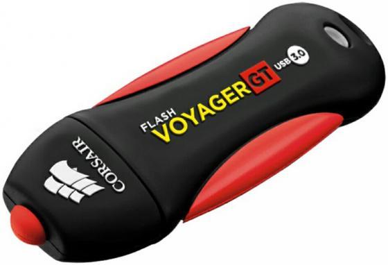 Флешка USB 128Gb Corsair Voyager USB3.0 CMFVY3A-128GB флешка usb 128gb corsair voyager slider x2 cmfsl3x2 128gb черно голубой