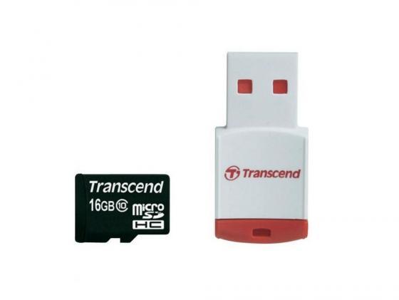 Фото - Карта памяти Micro SDHC 16GB Class 10 Transcend TS16GUSDHC10-P3 карта памяти transcend micro sdhc ultimate 600x 16gb class 10 переходник в комплекте ts16gusdhc10u1