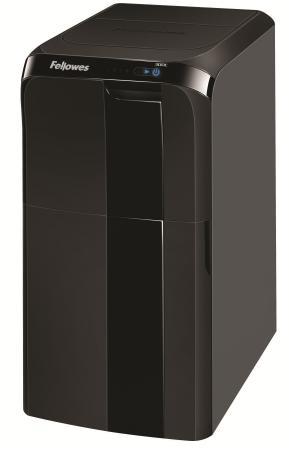 Уничтожитель бумаг Fellowes AutoMax 300C 300 листов 60л FS-4651601 fellowes powershred 99ci black шредер