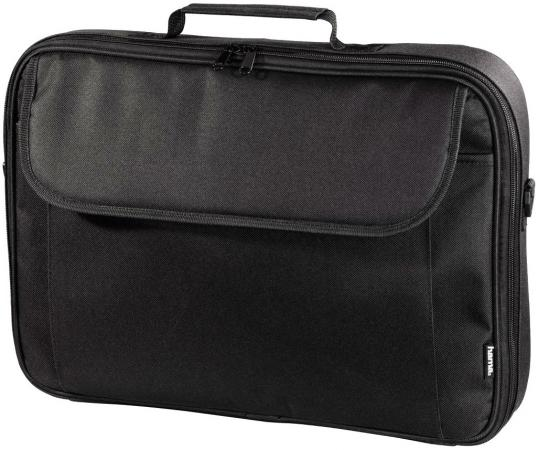 Сумка для ноутбука 17.3 HAMA Sportsline Montego политекс черный H-101087 сумка для ноутбука 17 3 hama sportsline bordeaux черно серый полиэстер 101094