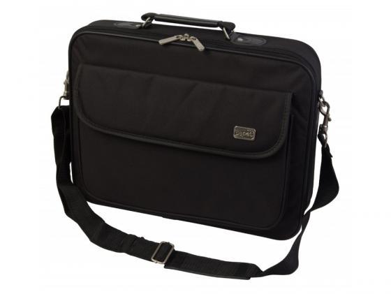 Сумка для ноутбука 15.4 PC Pet 600D PCP-A2015BK черный сумка для ноутбука pc pet 15 6 pcp 1001rd черный pcp 1001rd