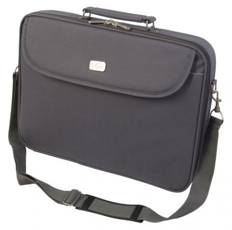 Сумка для ноутбука 15.6 PC Pet 600D PCP-A1015GY серый сумка для ноутбука pc pet pcp a9015bk