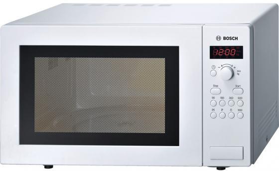 Микроволновая печь Bosch HMT84M421R 900 Вт белый