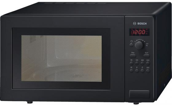 Микроволновая печь Bosch HMT84M461R 900 Вт чёрный