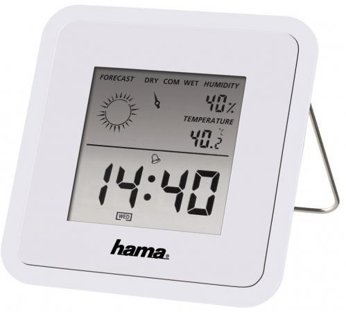 Метеостанция Hama TH50 белый 113988 hama hama th50