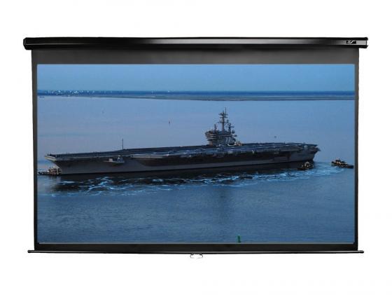 Фото - Экран настенный Elite Screens M100UWH 100 16:9 125x221см настенный ручной MW черный уличный настенный светильник odeon 4044 1w