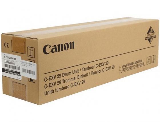 Фотобарабан Canon C-EXV29 2778B003AA для iR-C5030/C5035 черный canon c exv29 cyan 2794b002
