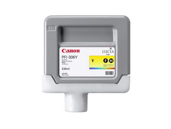 Картридж Canon PFI-306 Y для iPF8300S 8400 9400S 9400 желтый canon pfi 306 black