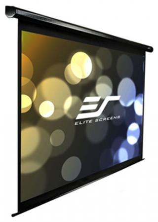 Экран настенный Elite Screens VMAX135XWH2 135 16:9 168.1х299см настенный с электроприводом белый экран настенный elite screens 152x152см m85xws1 ручной mw белый