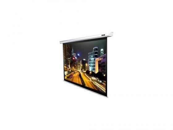 "цена на Экран настенный Elite Screens ELECTRIC125XH 125"" 16:9 156x277 с электроприводом MW белый"