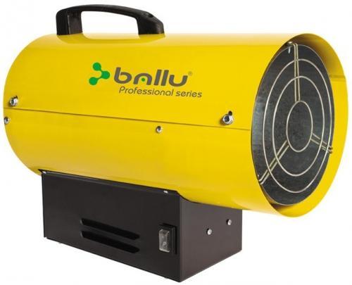 Тепловая пушка BALLU BHG-20 17000 Вт желтый цена и фото