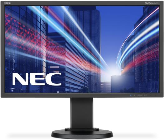 Купить Монитор 23.8 NEC E243WMi черный AH-IPS 1920x1080 250 cd/m^2 5 ms DVI DisplayPort VGA Аудио