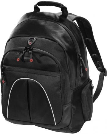 Рюкзак для ноутбука 15.6 Hama Vienna полиэстер черный H-23736
