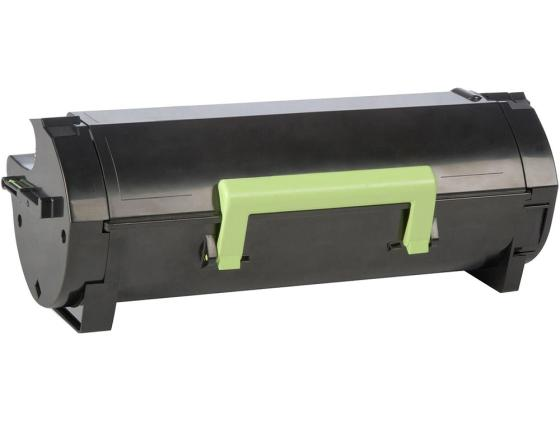 Картридж Lexmark 50F5H0E для MS310/MS410/MS510/MS610 черный 1x non oem high capacity toner cartridge compatible for lexmark ms410 ms410de 5000 page