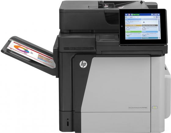 МФУ HP Color LaserJet Enterprise 600 M680dn CZ248A A4 1200x1200dpi ADF дуплекс 43 ppm 1280Мб HDD320Гб Ethernet USB 2.0 принтер hp color laserjet enterprise m652dn