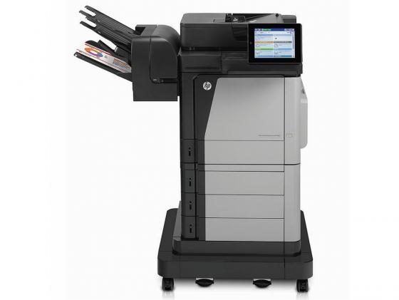 МФУ HP Color LaserJet Enterprise 600 M680z CZ250A A4 1200x1200dpi ADF дуплекс степлер 43 ppm 2x500+1500лст 1280Мб HDD320Гб Ethernet USB 2.0 hp laserjet enterprise 600 m651n