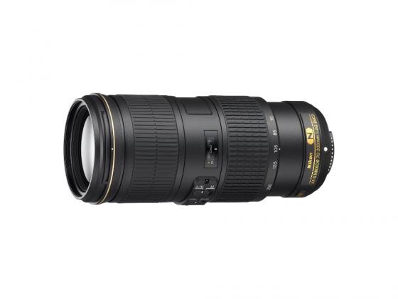 Объектив Nikon 70-200mm f/4G ED AF-S VR Nikkor JAA815DA объектив yongnuo af 50mm f 1 8 nikon f