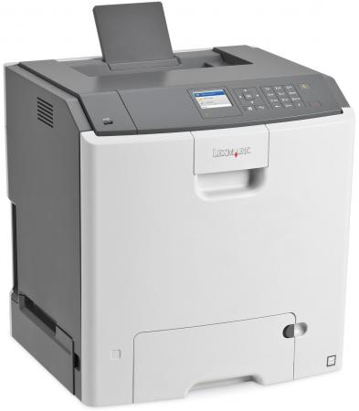 Принтер Lexmark C746dn цветной A4 33ppm 1200x1200dp Ethernet USB 41G0070 compatible toner lexmark c930 c935 printer laser use for lexmark refill toner c940 c945 toner bulk toner powder for lexmark x940