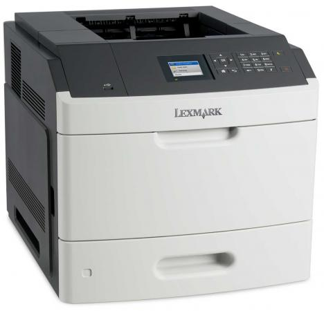 Принтер Lexmark MS811dn ч/б A4 60ppm 1200x1200dpi Ethernet USB 40G0230 принтер lexmark ms510dn ч б a4 42ppm 1200x1200dpi ethernet usb 35s0330