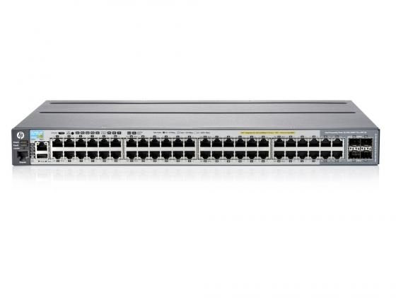 Коммутатор HP 2920-48G-PoE+ 44 порта 10/100/1000Mbps
