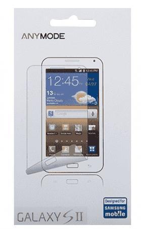 Пленка защитная прозрачная Samsung F-MFDP112KCL для Samsung S756x защитная пленка lp универсальная 2 8 матовая